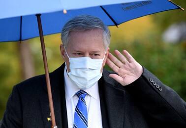 Coronavirus Usa, capo staff Casa Bianca: non controlliamo più il virus
