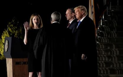 Amy Coney Barrett nuovo giudice della Corte Suprema, sì del Senato