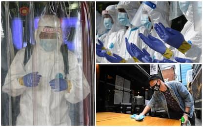 Coronavirus, i 10 Paesi con più casi in 24h: Francia seconda al mondo