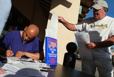 Usa 2020, l'esito delle elezioni? Dipende (anche) da due firme uguali