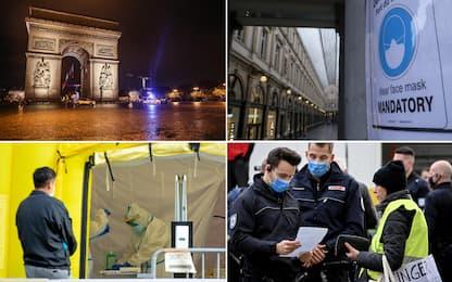 Lockdown, sì o no? Dalla Francia alla Germania, cosa fanno gli altri