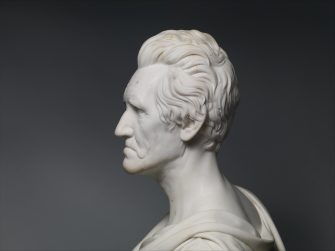 Hiram Powers (American, Woodstock, Vermont 1805â  1873 Florence)