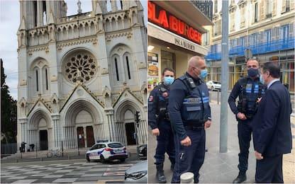 Francia, attentato nella cattedrale di Nizza: decapitato un 70enne