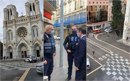 Francia, attentato nella cattedrale di Nizza: decapitata una donna