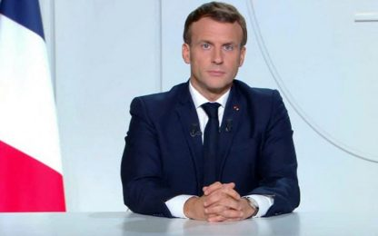 Covid, Macron annuncia un nuovo lockdown in Francia