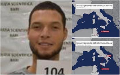 Attentato Nizza, tre ipotesi sul percorso del killer