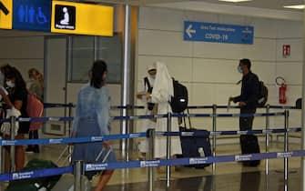Ieri all'aeroporto di Fiumicino, per la prima volta sui test rapidi sono stati riscontrati zero positivi al Covid