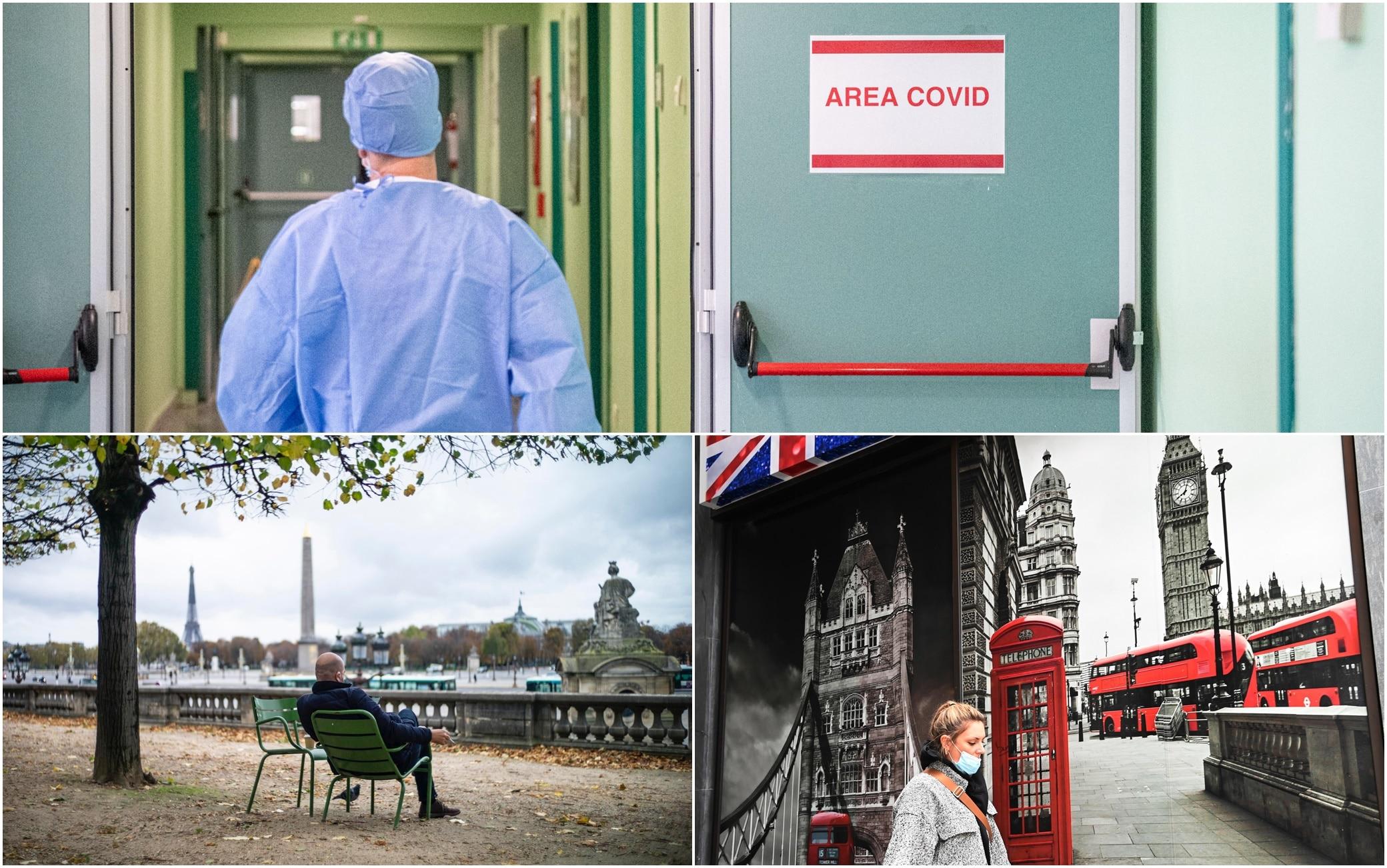 Coronavirus mondo, 10 Paesi con più casi in 24h: 6 europei, c'è Italia