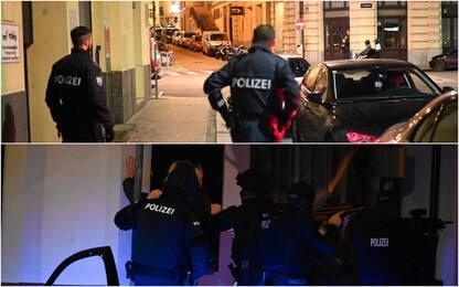 Attacco terroristico a Vienna: 5 morti, oltre 10 feriti. FOTO - VIDEO