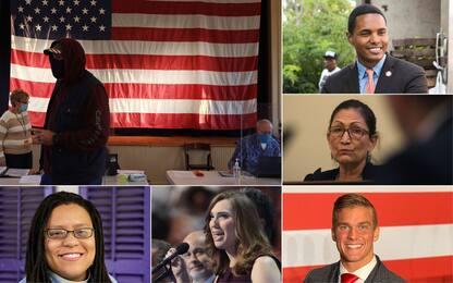 Elezioni Usa 2020, chi sono i nuovi eletti al Congresso. FOTO