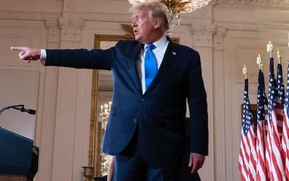 Usa, Trump pronto a graziare 100 persone ma non sé stesso