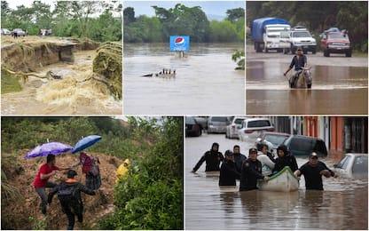 L'uragano Eta devasta diversi Paesi dell'America Centrale. FOTO