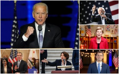 La futura squadra di Joe Biden presidente: quali sono i nomi in corsa
