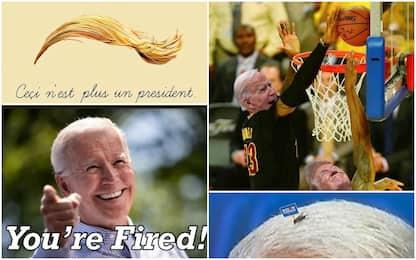 Joe Biden presidente: i meme sulla fine dell'era di Trump. FOTO