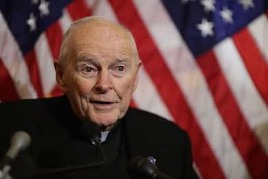 Abusi Vaticano, S. Sede pubblica dossier McCarrick