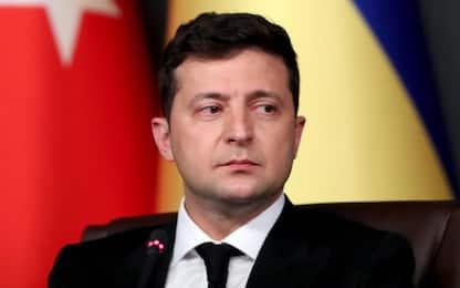 Ucraina, media: presidente Zelensky positivo al Covid