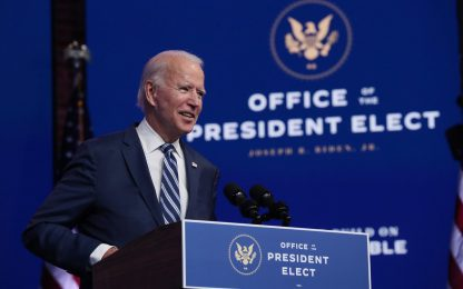 Insediamento Biden, il giuramento del 46° Presidente USA. DIRETTA