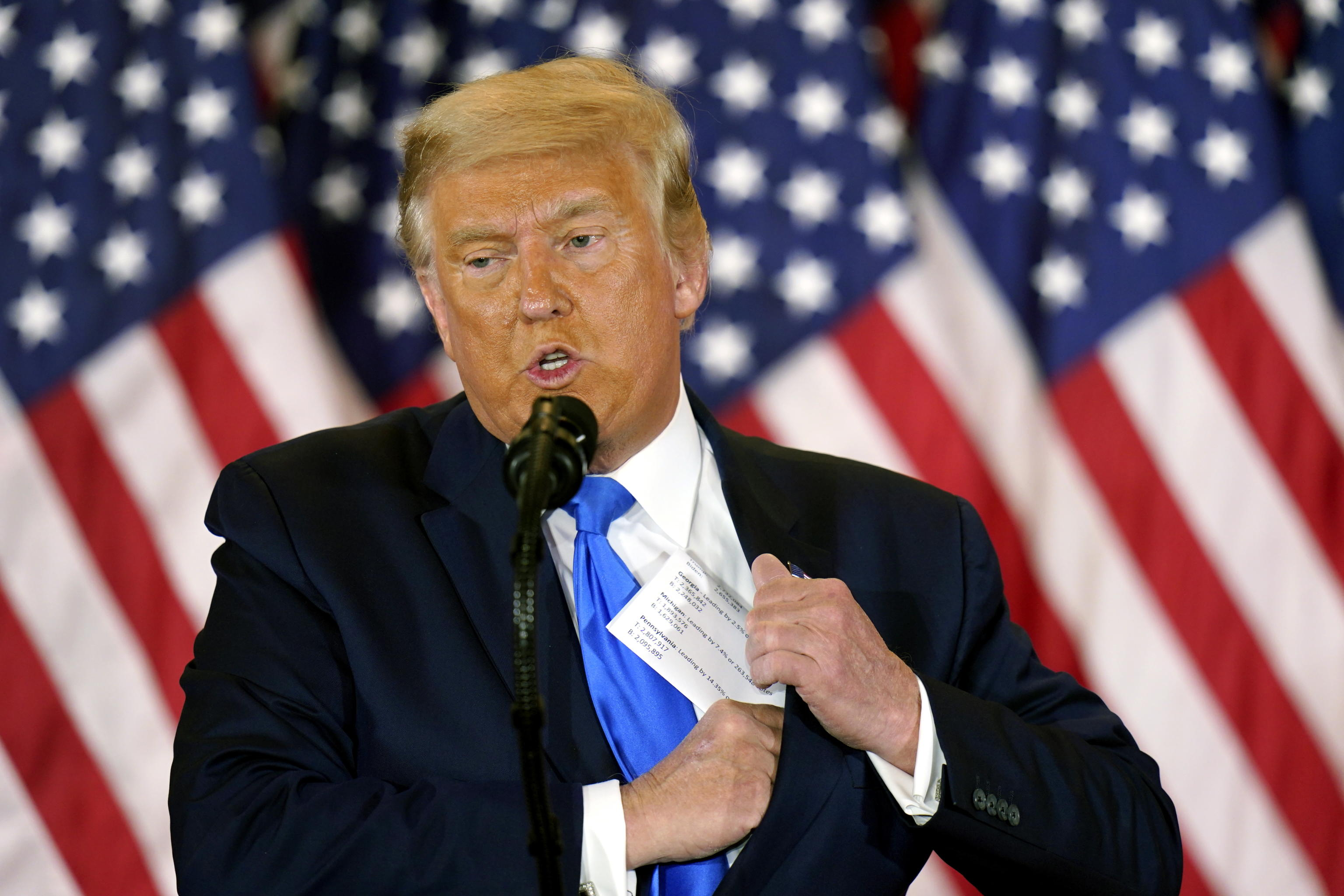 Trump: le ultime news sull'ex presidente USA cover image