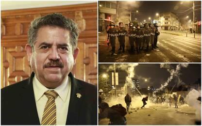 Perù, il presidente Merino si è dimesso