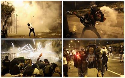 Perù, uccisi 2 manifestanti durante le proteste. Presidente si dimette