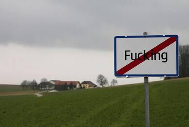 Austria, da gennaio la località 'Fucking' cambia nome in 'Fugging'