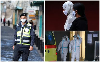 Coronavirus mondo, i 10 Paesi con più casi in 24 ore: Italia quarta