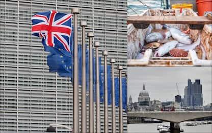 Brexit, i tre nodi da sciogliere: pesca, concorrenza e governance