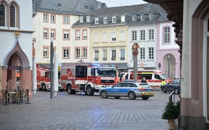 Germania, auto contro pedoni a Treviri. Arrestata una persona. FOTO