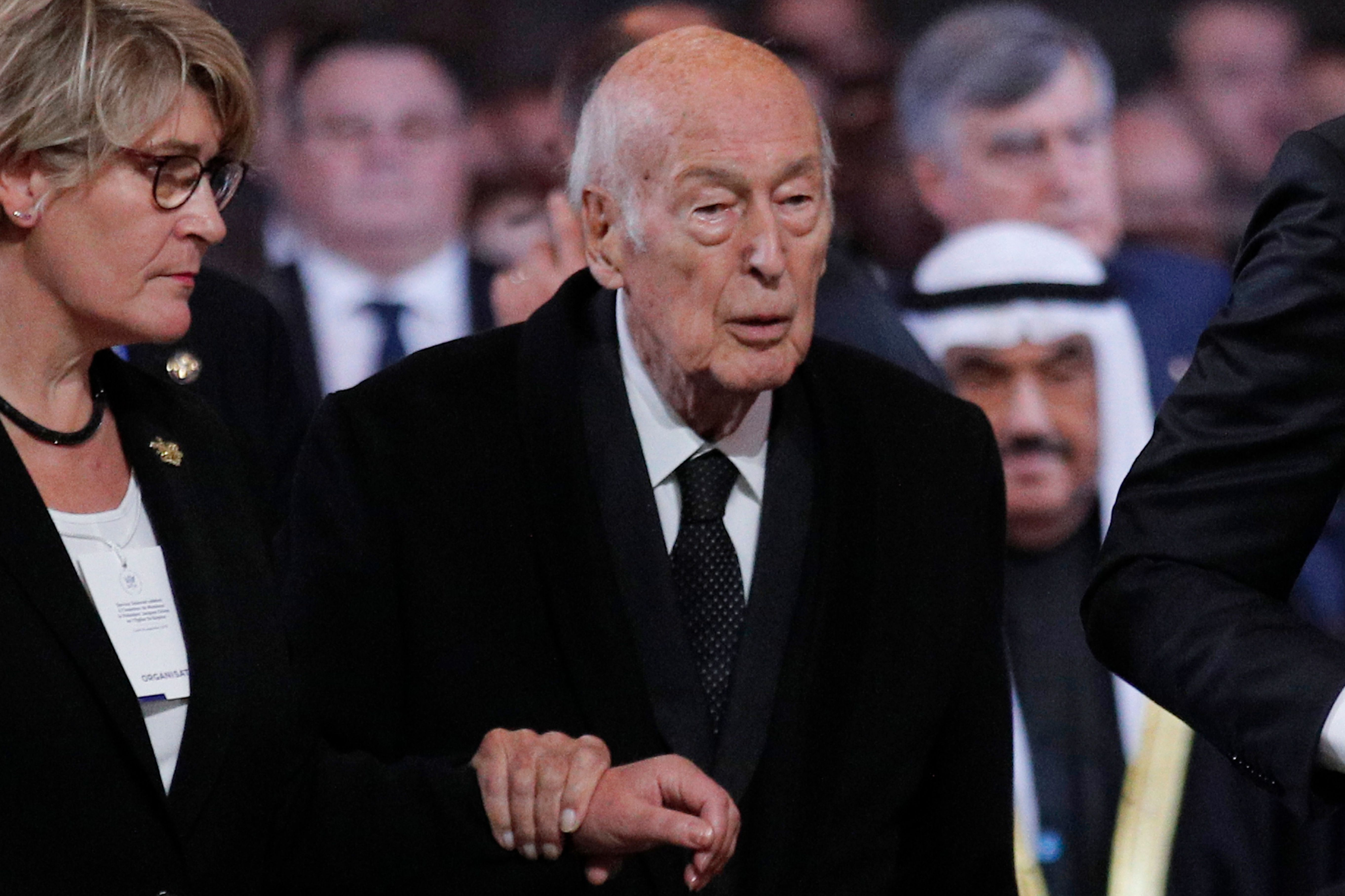 Francia, morto di Covid l'ex presidente Valéry Giscard d'Estaing