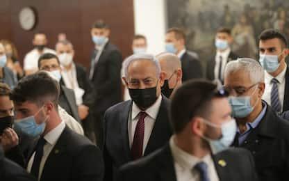Israele, ok Parlamento a mozione di sfiducia contro governo Netanyahu