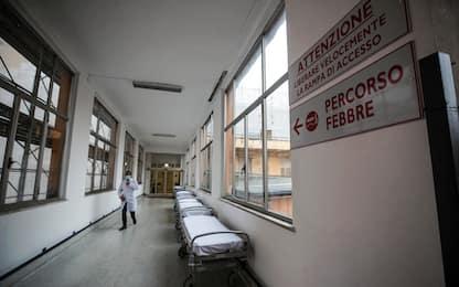 Covid, Agenas: dimezzati ricoveri programmati durante pandemia