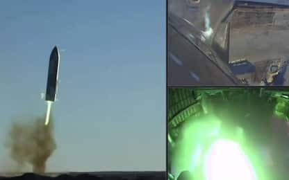 SpaceX, razzo esplode all'atterraggio dopo volo di prova. VIDEO