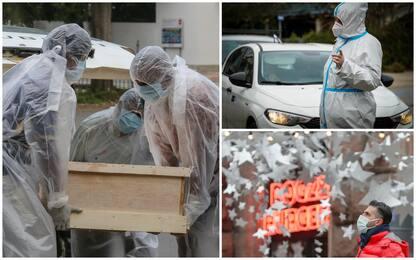 Covid, nuovo record di contagi negli Usa. Preoccupano Brasile e India