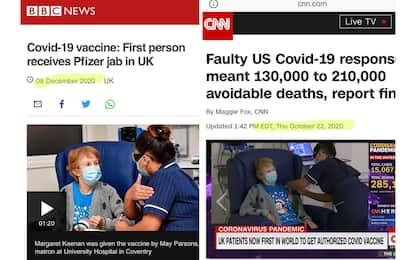 Coronavirus, la teoria del complotto sul video del vaccino di Keenan