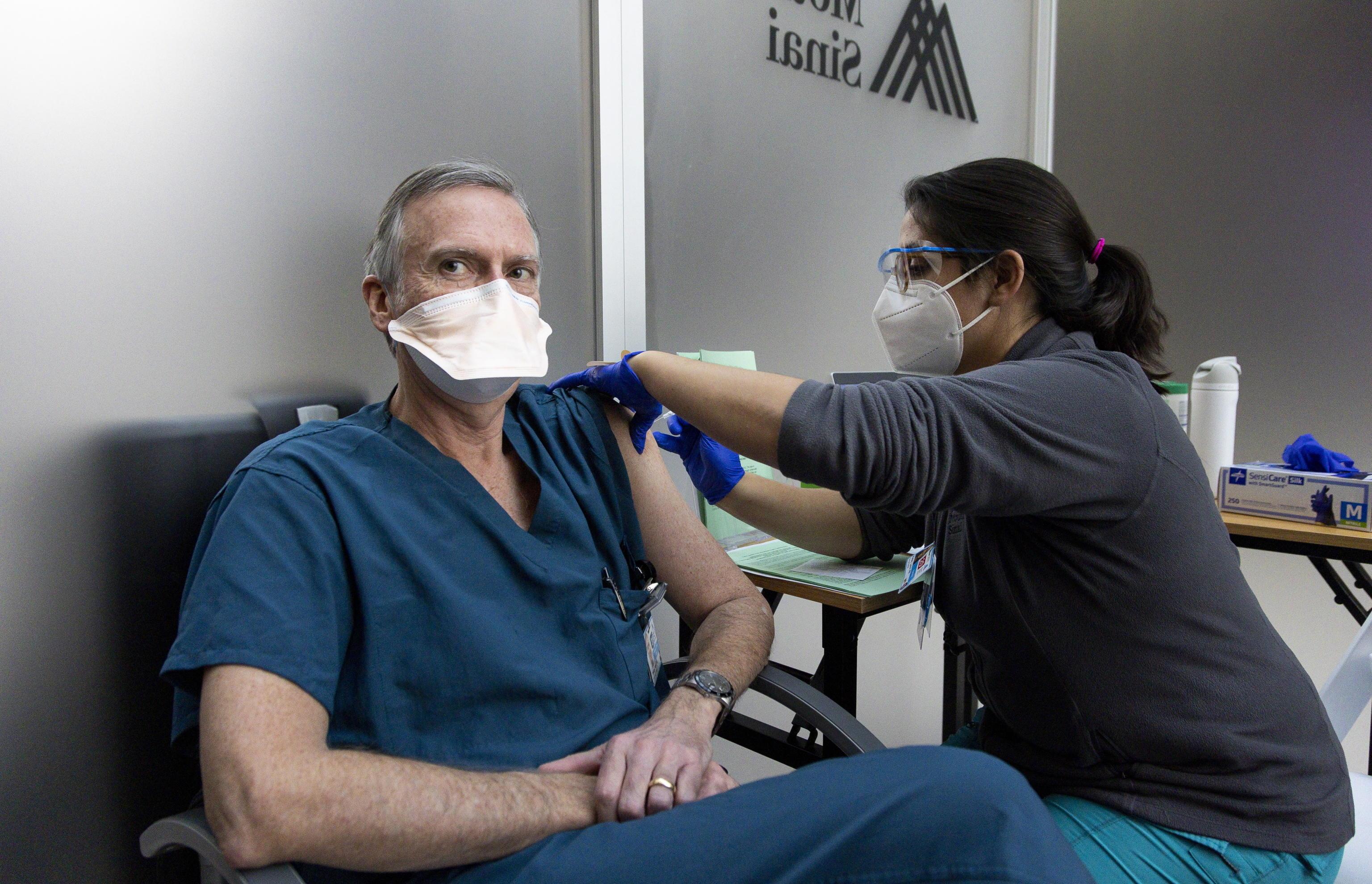 covid usa vaccino
