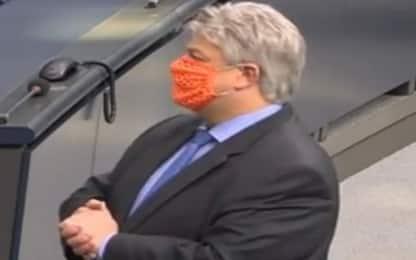 "Covid Germania, positivo deputato Seitz: indossò mascherina ""bucata"""