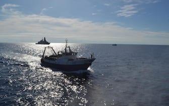 Libia, pescherecci, Mazara del Vallo