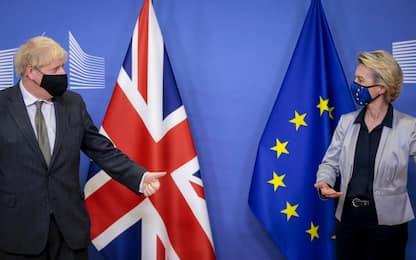 Brexit, trovato l'accordo fra Ue e Regno Unito