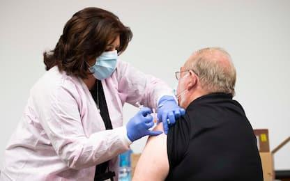 Vaccini anti Covid, parte la somministrazione agli over 80