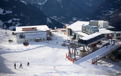 Covid, turisti inglesi fuggono dalla Svizzera per evitare quarantena