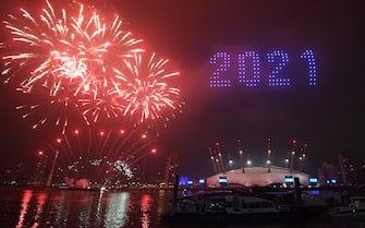 capodanno 2021 mondo