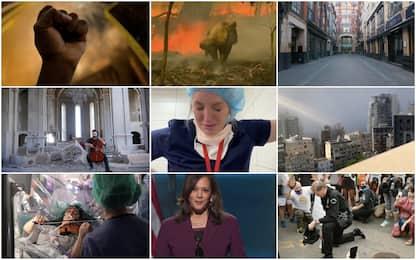 Un anno di dolore e speranza: il 2020 nel video di  Cee-Roo