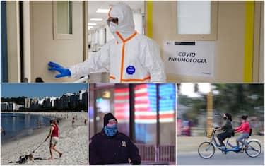 Coronavirus mondo