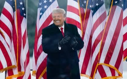 Usa, Trump: su candidatura 2024 non ho ancora deciso, consenso alto