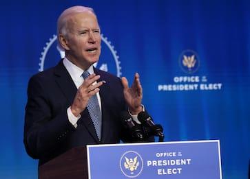 Assalto Congresso Usa, Biden: risultato attacco di Trump a democrazia