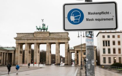 Covid, Koch Institut: in Germania iniziata la quarta ondata