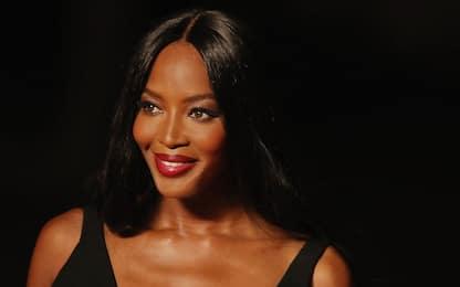 """Sanremo 2021, ci sarà Naomi Campbell. Amadeus: """"Aprirà il Festival"""""""