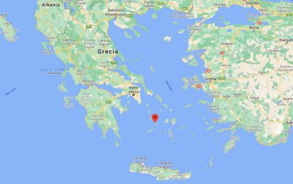 Terremoto in Grecia, scossa di magnitudo 5.2 a Kamarai