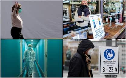 Coronavirus, i 10 Paesi con più casi in 24 ore: metà sono in Europa