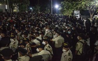 Migranti Honduras, Guatemala, Stati Uniti